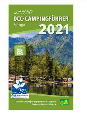DCC-Campingführer 2021 Europa