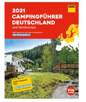 ADAC Campingführer Nordeuropa 2021