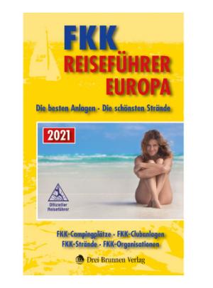 FKK Reiseführer 2021 Europa