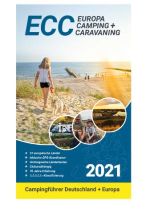 ECC-Campingführer 2021 Europa