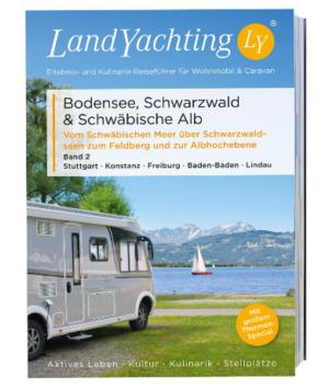 LandYachting D, Schwäbische Alb, Schwarzwald, Bodensee