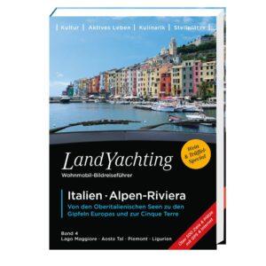 LandYachting Italien, Alpen-Riviera