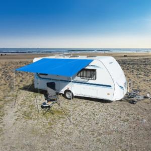 200 x 240 Sonnendach Playa blau