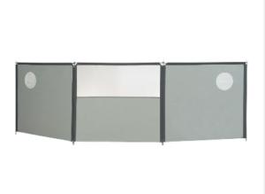 Isabella Windschutz Flex Grey Basic