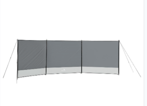 easy camp Windschutz Flat Wall
