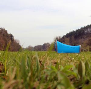 GT XS Campingzelt blau