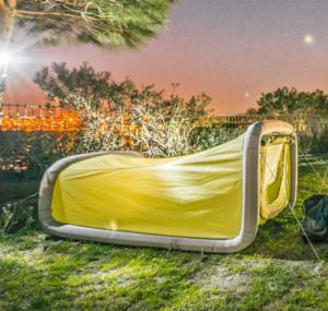GT XS Campingzelt grün