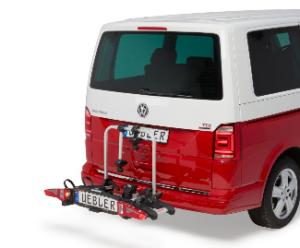 Kupplungsträger Uebler i21 90° für VW T6 / Caddy, MB V-Klasse mit Distance Control