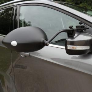 Milenco Caravanspiegel Aero 3 Mirror Convex XXL