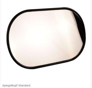 EMUK Ersatzspiegelkopf Standard