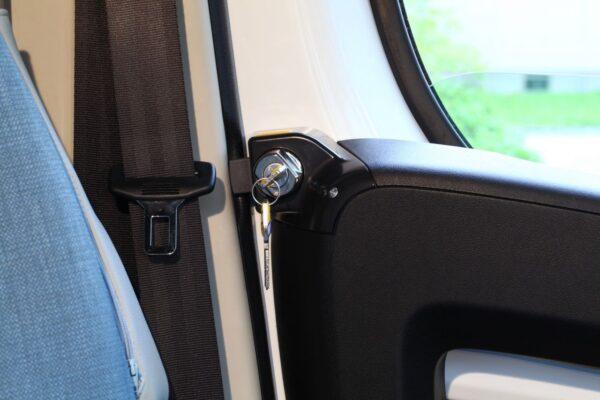 HeoSafe Riegelschloss Fahrerhaustür abschliessbar