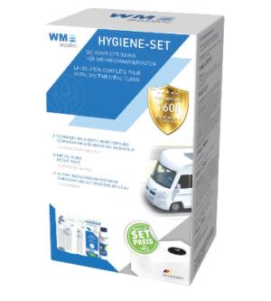 WM Aquatec Hygiene-Trio für Tanks bis 160 Liter