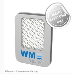 WM aquatec Silbernetz Wasserkonservierung 160 Liter