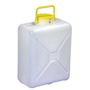 COMET 13 Liter Spezialkanister mit Bügelgriff DIN 96