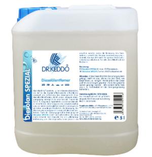 Dr. Keddo, 5 Liter Dieselölentferner Diesolan SPEZIAL