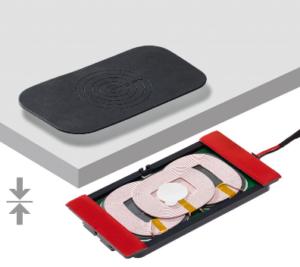 Fawo Wireless Charger Nachrüst-Kit 3 Spulen mit Pad + LWL
