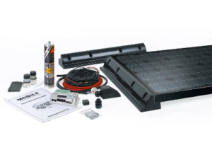 Büttner Elektronik. MT Black Line-Solar-Komplettanlage 110 MC