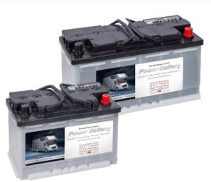 Büttner Batterie, MT-PB 125 Power-Batterie