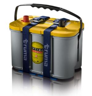 Truma Batteriehalter für Optima YTS Batterie
