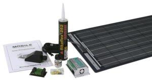 Büttner Elektronik, MT 110 FL Flat Light Solar Komplettanlagen