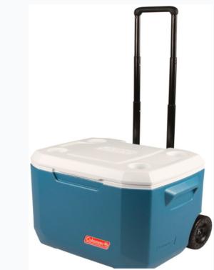 Coleman, Kühlcontainer Xtreme Wheeled Cooler 50 QT