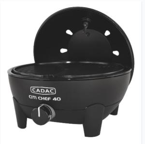 CADAC Citi Chef 40 / 50 mbar schwarz