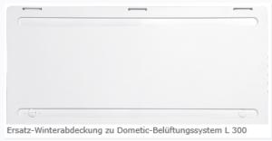 Ersatz-Winterabdeckung zu Dometic-Belüftungssystem L 300