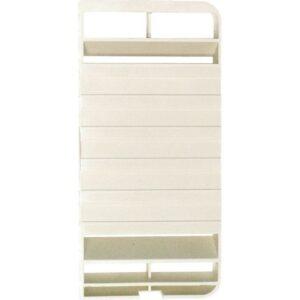 Dometic, Ersatz-Abgaseinsatz für Dometic-Lüftungsgitter-Set LS 100, weiß