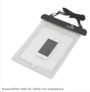 Easy Camp, Aqua Tablet Hülle, wasserdichte Schutzhülle 240 x 320 mm