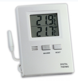 TFA Thermometer Min-Max