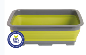 Outwell, Faltbare Spülschüssel grün