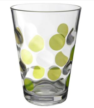 Brunner Trinkglasset Baloons grün