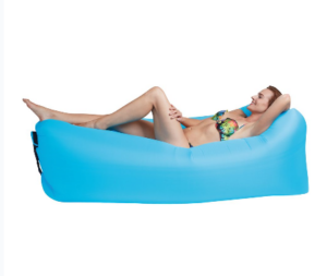 Happy People, Lounger to go 2.0, blau