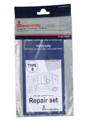 Isabella PVC Typ B Reparaturset