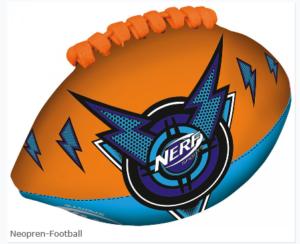 NERF, Neopren-Football