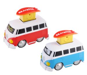 Fahrzeugmodell VW Bus Samba Press & Go