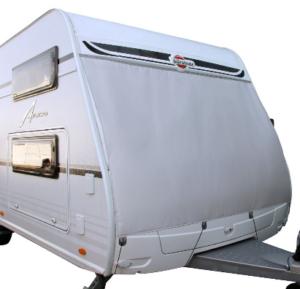 Hindermann Caravan-Thermo-Bugschutzplane, 180 x 150 cm