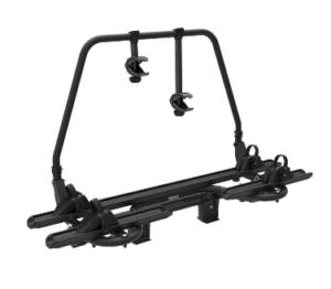 Thule Fahrradträger für Deichsel, Superb XT Short Version, schwarz, 49 cm