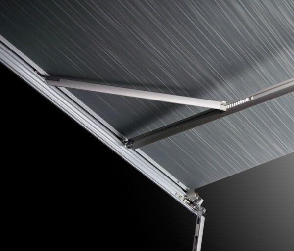 Thule Omnistor 5200, eloxiert, 5 x 2,5 m, Mystic-Grau