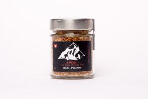 Chili-Peperoni Salz