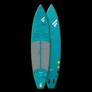 Fanatic SUP Ray Air 11.6 2021 Pocket - Aufblasbar Ultraleicht Set mit Paddel