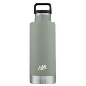 """Esbit SCULPTOR Isolierflasche """"Standard Mouth"""" Stone Grey"""