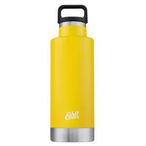 """Esbit SCULPTOR Isolierflasche """"Standard Mouth"""" Sunshine Yellow"""