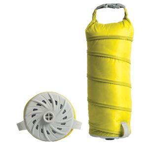 Jet stream pump sack