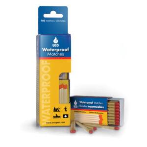 Waterproof Matches, 4-pack Streichhölzer