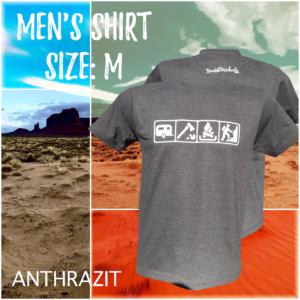 Men - Size M / Anthrazit