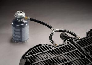 Gasschlauch und Gasdruckregler nomadiQ