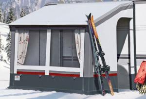 Brand Wintervorzelt Pamir S 215 x 160 cm