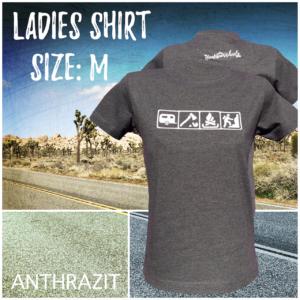 Ladies - Size M / Anthrazit