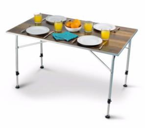 Dometic Zero Light Oak Large Table